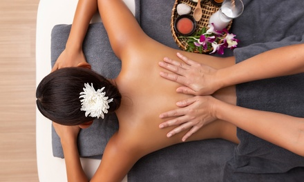 75 Min Facial Pkg for 1 ($59); 90 Min Massage Pkg for 1 ($65 or 2 Ppl ($129) @ Allay Bodycare and Wellness (Up to $230)