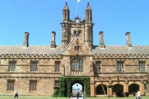 澳洲留學精選-雪梨大學 - The University of Sydney