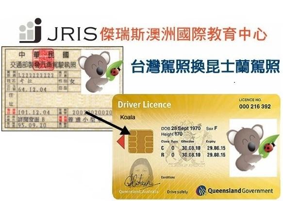 台灣駕照換國際、澳洲駕照超簡單教學