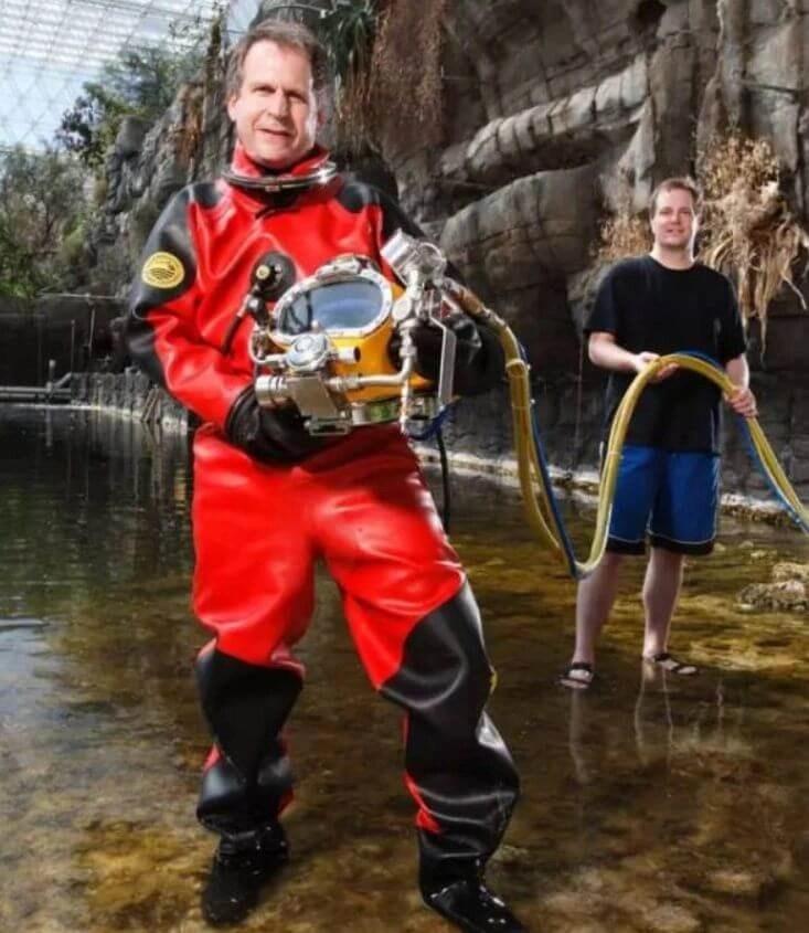 澳洲打工度假高時薪工作 - 下水道潛水員 • 澳洲留學網 - 傑瑞斯留學代辦