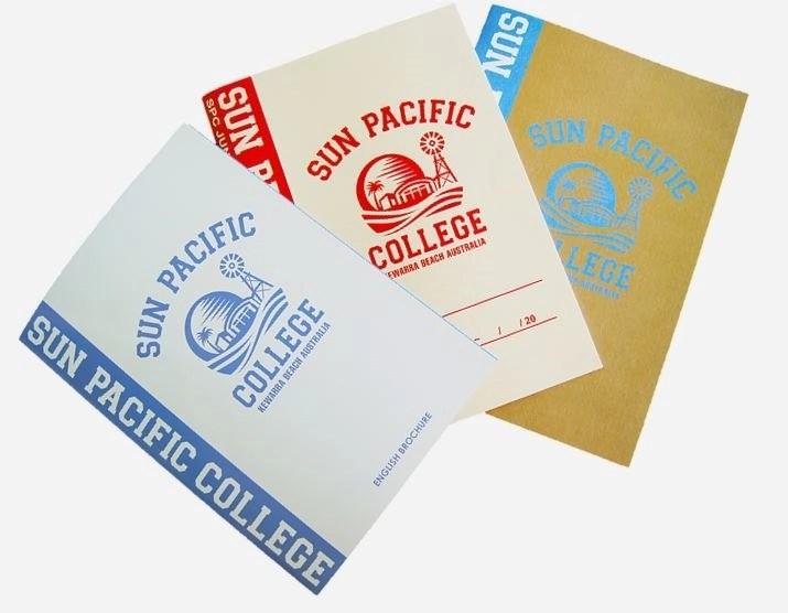 Sun Pacific College – 陽光太平洋國際學院(SPC) - 寫作練習