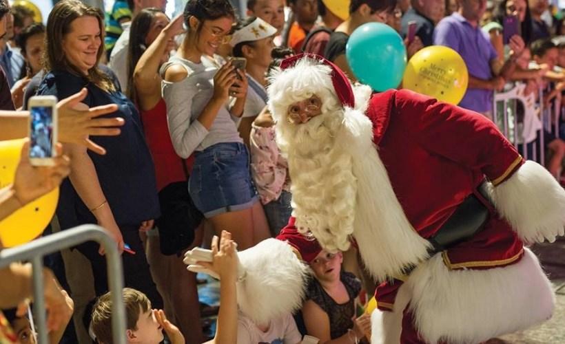 布里斯本的聖誕節活動清單