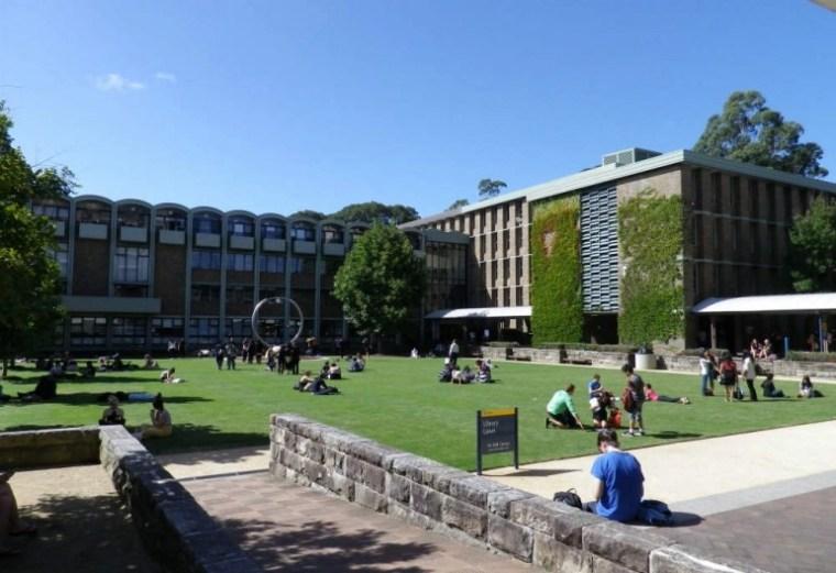 新南威爾斯大學 ( University of New South Wales )