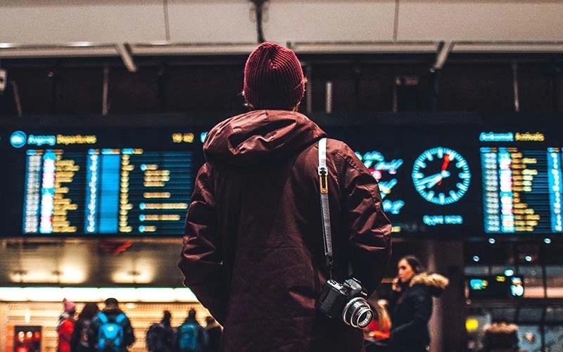 機場入境-通用