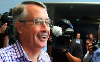 Wayne Swan world's greatest treasurer
