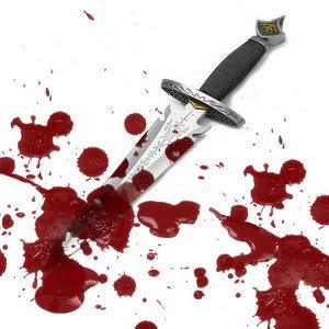 Gillard's Bloody Dagger