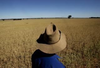 Australian Farmer Concern