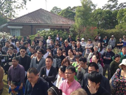 Chinese invasion of Australian urban housing