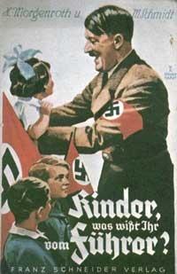 Nazi school propaganda