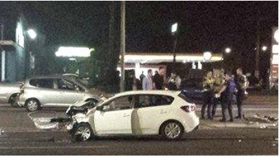 Oakleigh Crash