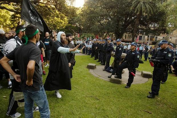 Muslims in Sydney