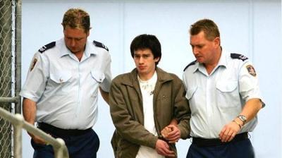 Explosives suspect Daniel Fing arrested