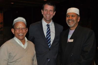 Muslim Mike Baird