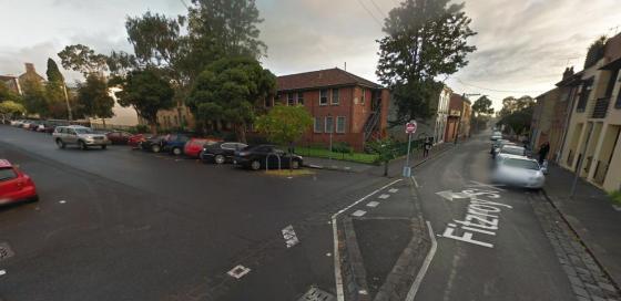 Fitzroy Street Bashing of Lawyer