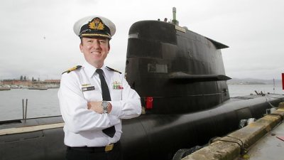 HMAS Farncomb