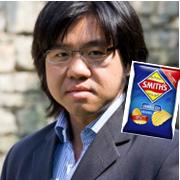 Tim Soutphommasane with a chip on his shoulder