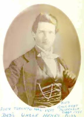 Captain Henry Ross