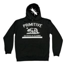 Primitive Black Hoodie