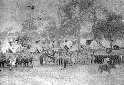 Shearers Strike 1891