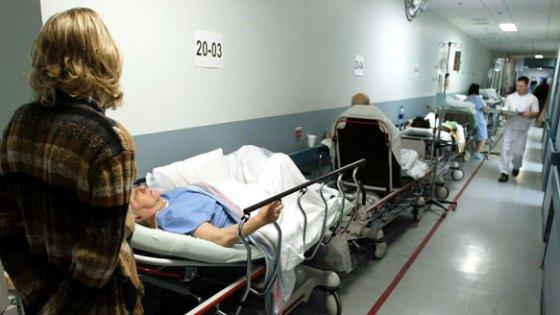 Australian Hospitals Can't Cope