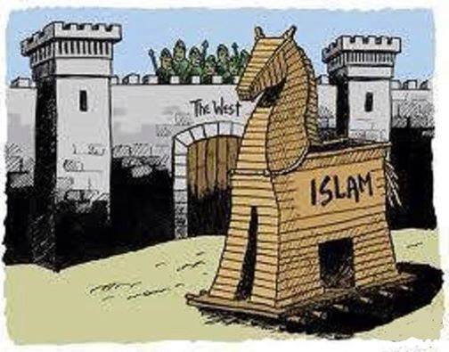 Islamic Trojan Horse