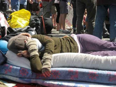 Newtown Homelessness