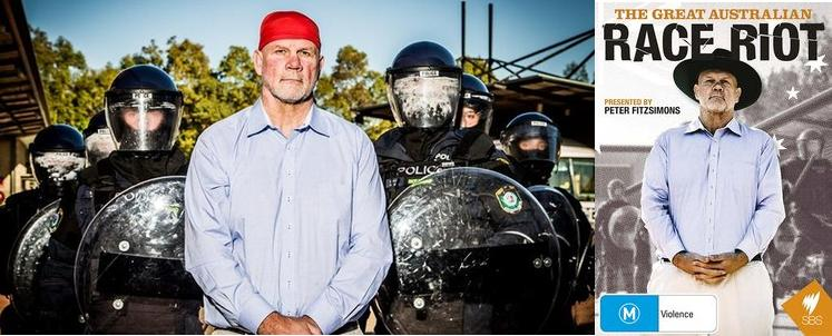 Peter Fitzsimons on SBS Great Lies and Propaganda