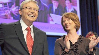 Rudd-Gillard-Rudd