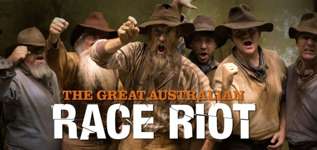 SBS Great Australian Race Riot