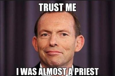 Abbott Trust Me