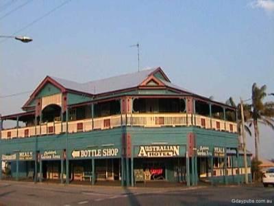 Australian Hotel, Gympie, Qld