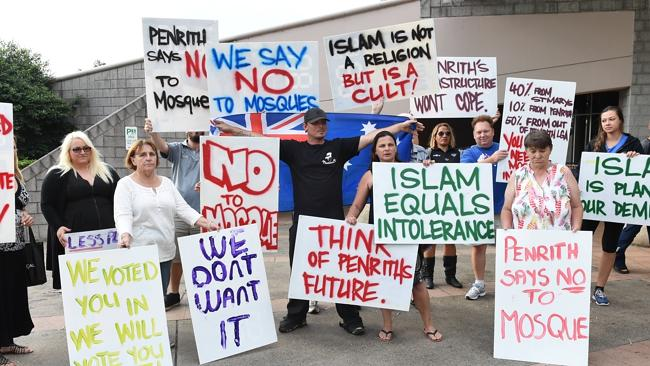 No Muslims in Penrith
