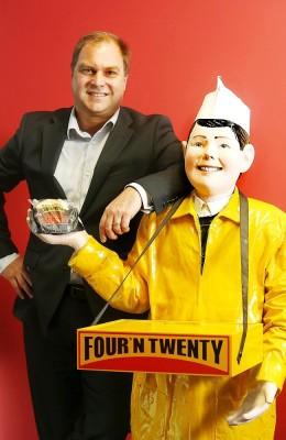 Patties Foods CEO Steven Chaur