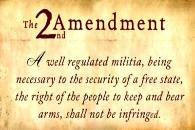 US 2nd Amendment