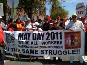 International Workers Day in USA