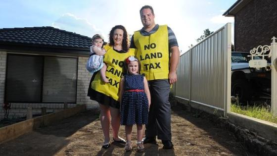 No Land Tax Party
