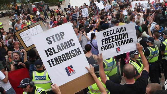 Reclaim Australia from Islamism