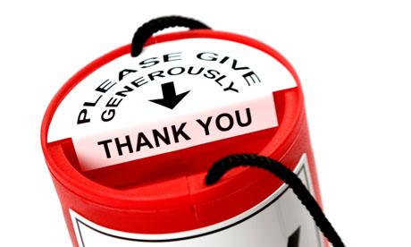 Dodgy Charities
