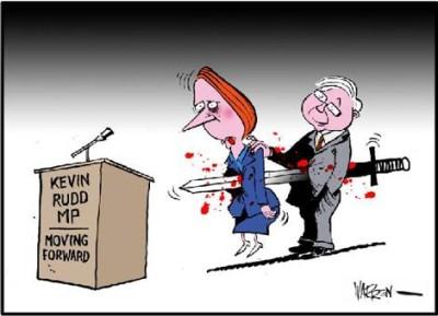 Rudd Gillard Backstab Era