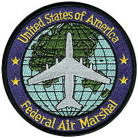 U.S. Federal Air Marshal Service patch