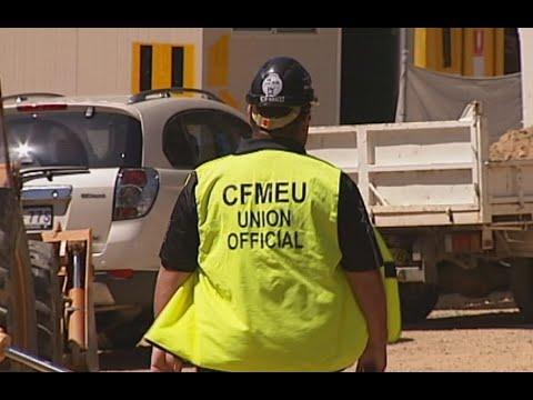 CFMEU Dodgy Deals