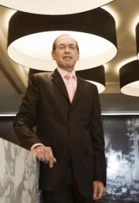 Caltex Australia CEO Julian Segal