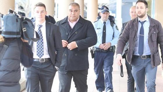 Fihi Kivalu arrested