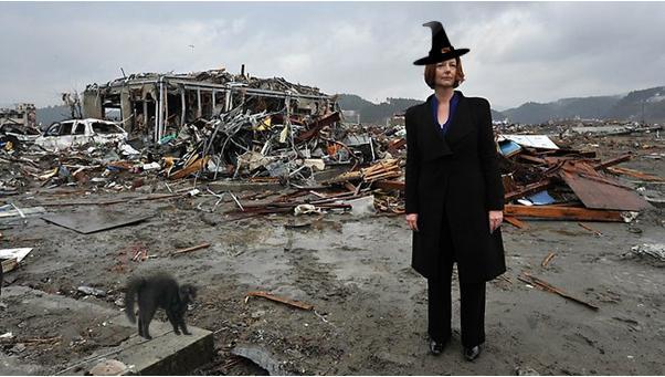 Julia Gillard in Bendigo