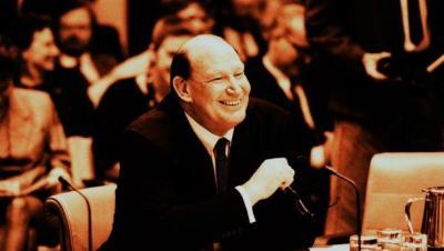 Kerry Packer in 1991