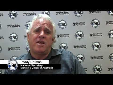 Paddy Crumlin