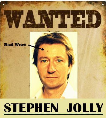 Stephen Jolly a dangerous Lefty