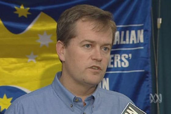AWU Former Secretary Bill Shorten