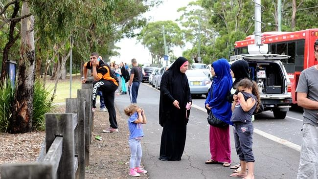 Muslims coming to Penrith