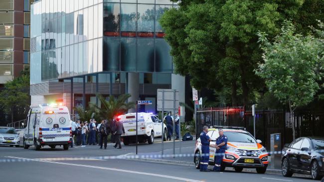 NSW Police Headquarters Parramatta